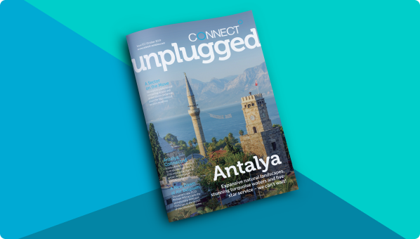 connect unplugged aviation magazine