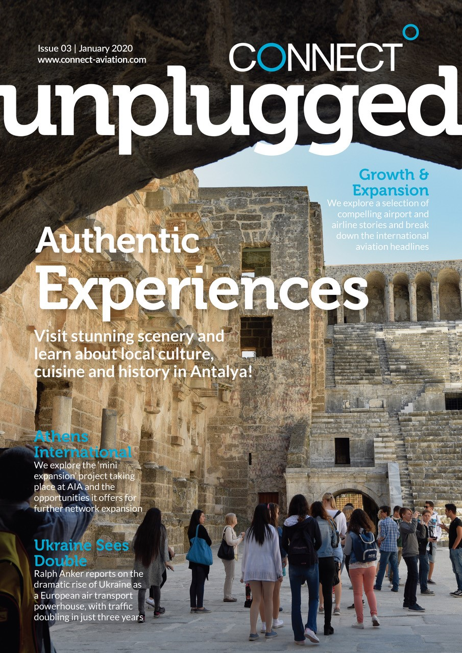 connect unplugged - issue 3 - january 2020