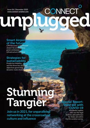 connect unplugged - issue 6 - december 2020 - tangier
